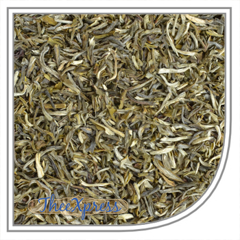 China White Butterfly tea Organic