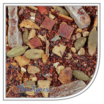Rooibos Orange Chai tea
