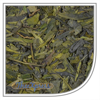 Lung Ching Green tea Organic