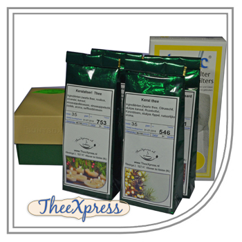 Christmas gift set Black teas of Tea-express-tea.com