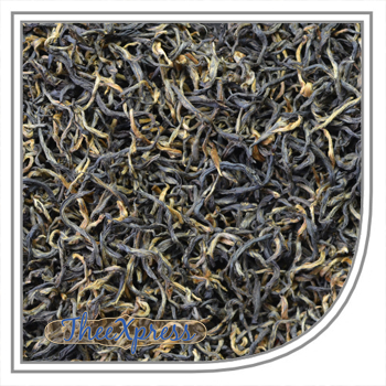Golden Black Jin Quin Bao tea Organic