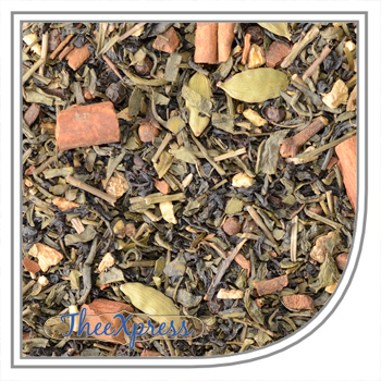 Ceylon Ginger Cinnamon chai tea